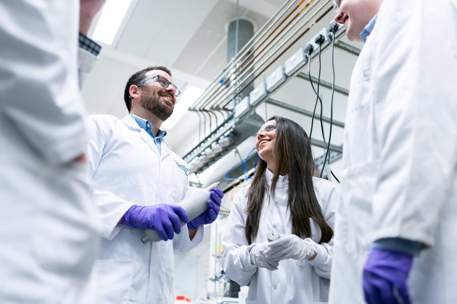 Quienes somos Laboratorio Nucleotex